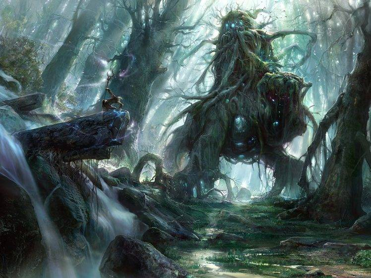 Swamp Girls Creature