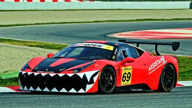 : Cars Wallpapers » Ferrari 458 Italia GT3, Racing, Car, Race Cars ...