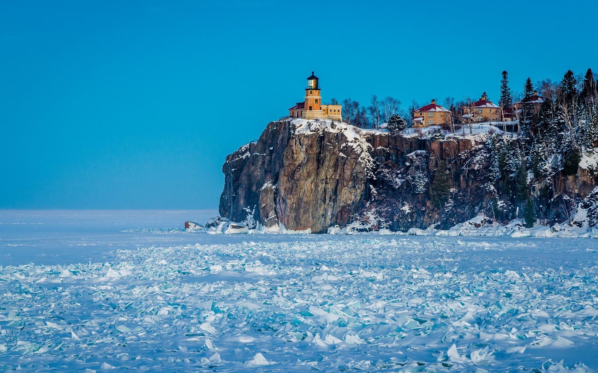 Great Lakes Lighthouse Wallpaper Screensaver