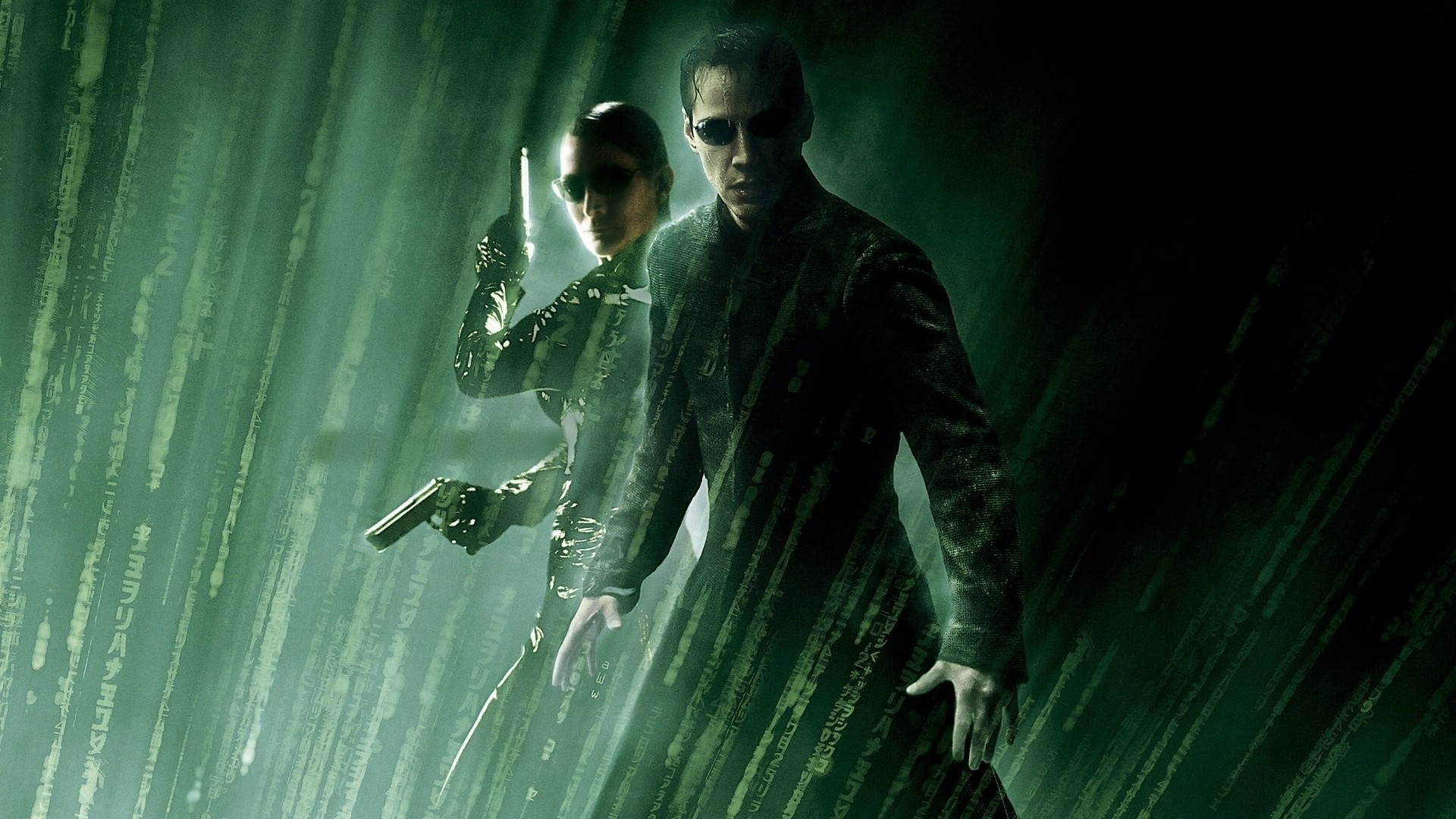 Pics Photos - Matrix Wallpaper Matrix Movie Wallpapers