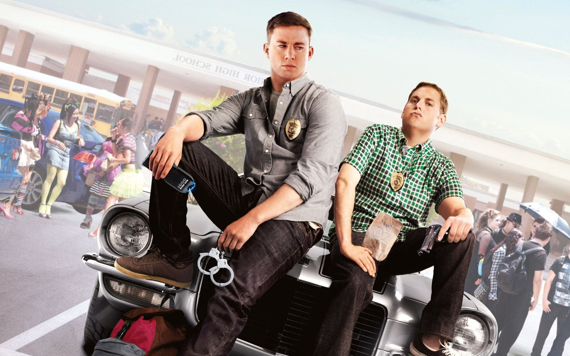 Movies 22 Jump Street Wallpapers Hd Desktop And Mobile Backgrounds