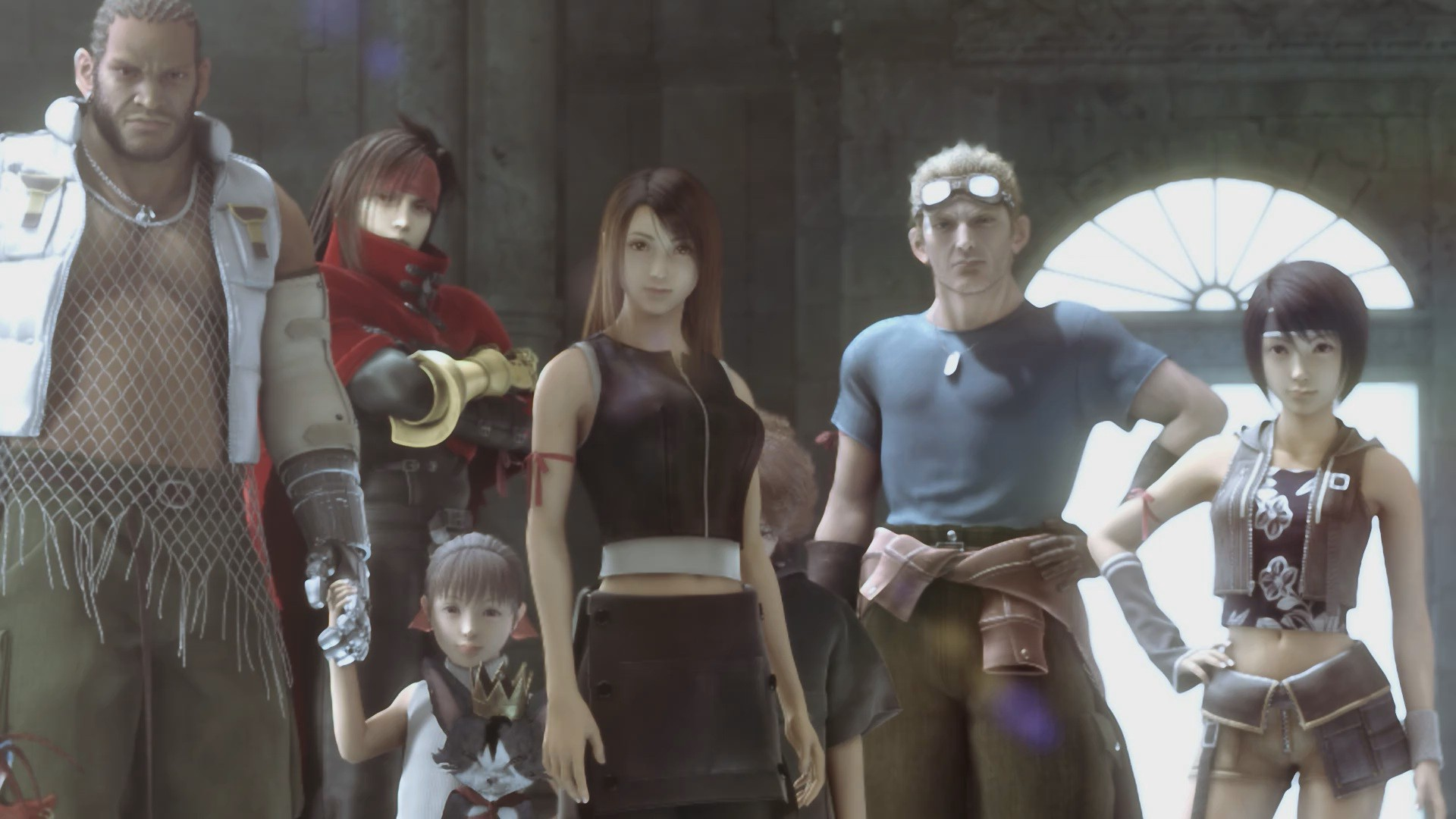 Movies Final Fantasy Final Fantasy VII Advent Children