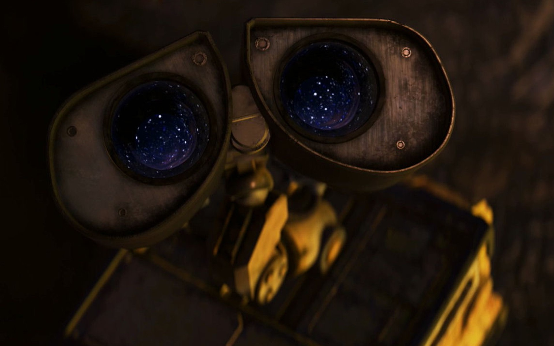 wall·e, movies, robot, eyes wallpapers hd / desktop and mobile