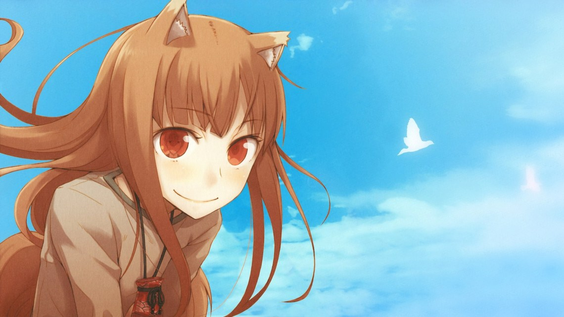 Spice And Wolf Holo Wallpapers Hd Desktop And Mobile Backgrounds