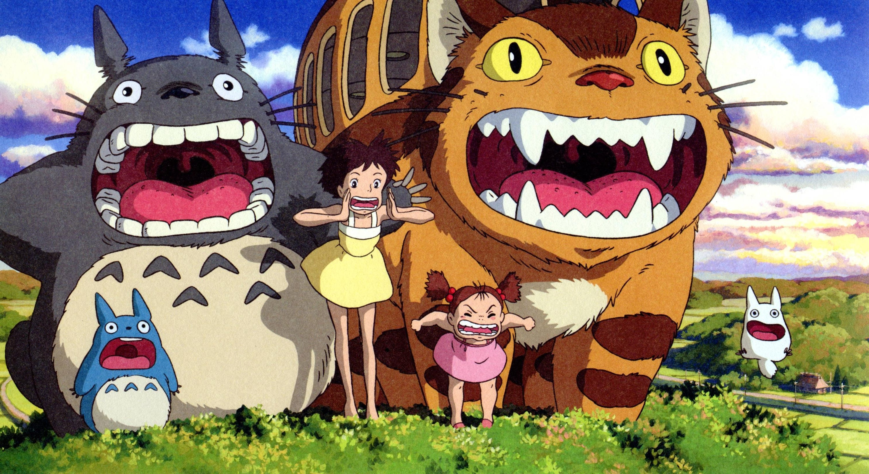 Image result for my neighbor totoro
