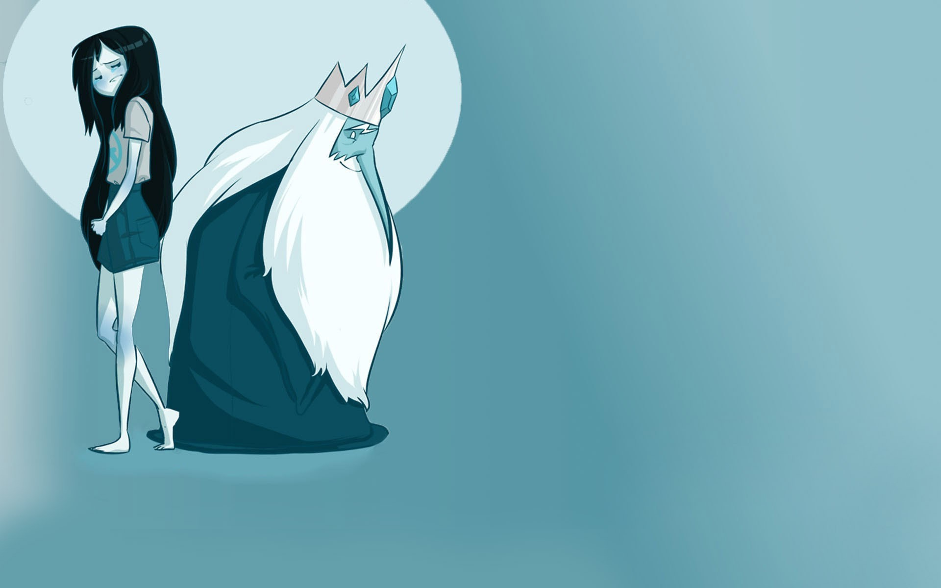 Ice King Adventure Time Backgrounds