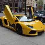 2014 Lamborghini Aventador Coupe Cars Giallo Orion Pearl Yellow Wallpapers Hd Desktop And Mobile Backgrounds