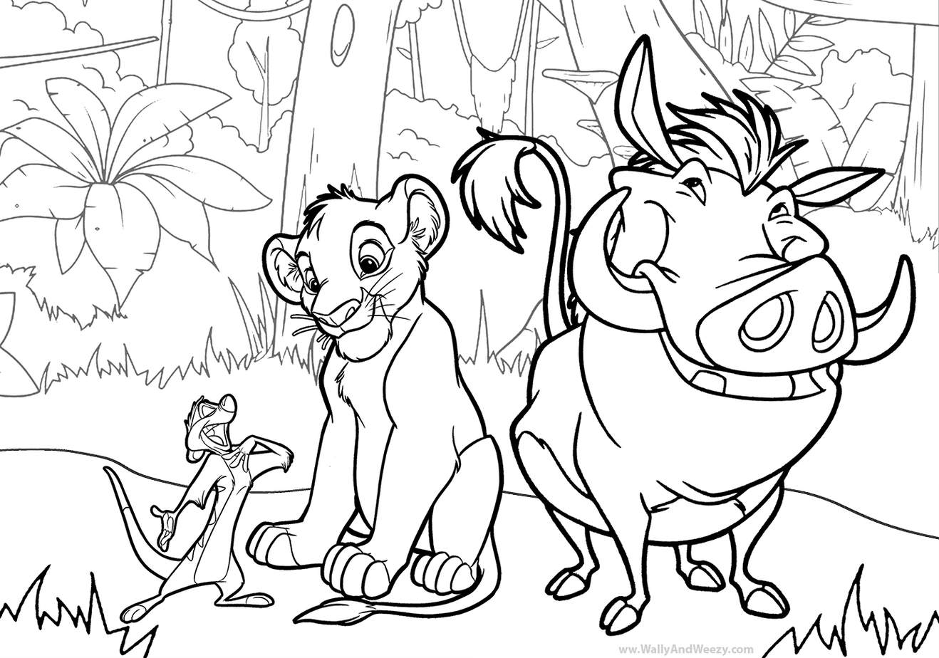 Coloring Pages Archives - Wally and Weezy