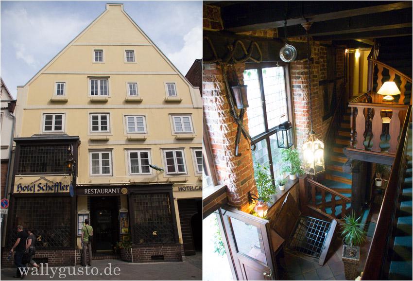 Lüneburg Hotel Scheffler