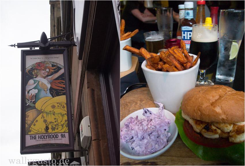 Holyrood 9a Edinburgh