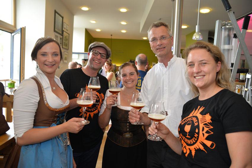 Bierinseln München 2015