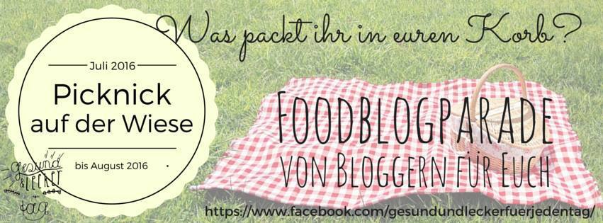 Blogparade-Picknick