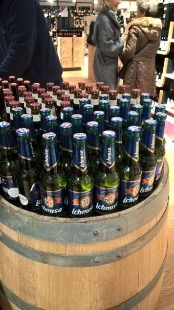 Eataly Muenchen Bier