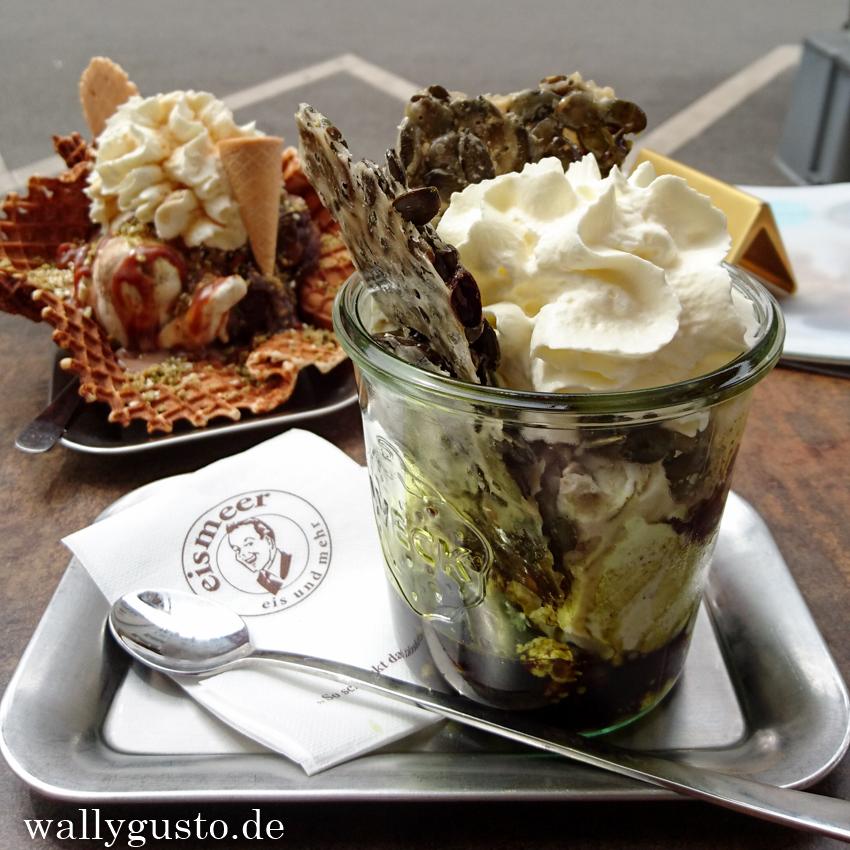 Eiscafé Eismeer – die ganz besonders feinen Eis Spezialitäten im Glockenbach