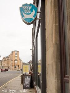 Glasgow Brewdog Pub