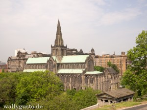 Glasgow & Dumfries and Galloway - Cathedral