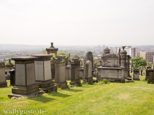 Glasgow & Dumfries and Galloway - Necropolis