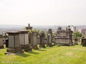 Glasgow & Dumfries and Galloway - Necropolis