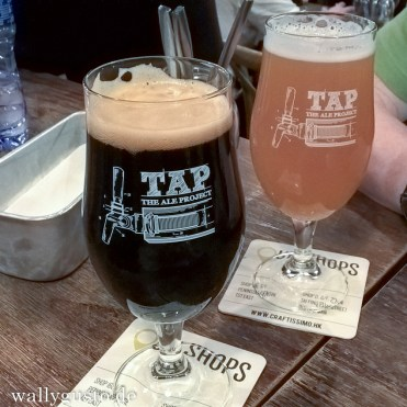 Hongkong T.A.P. Craft Beer