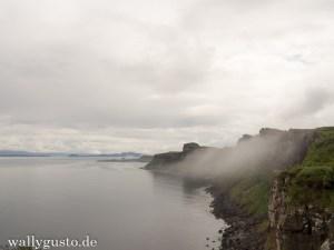 Kilt Rocks - Isle of Skye