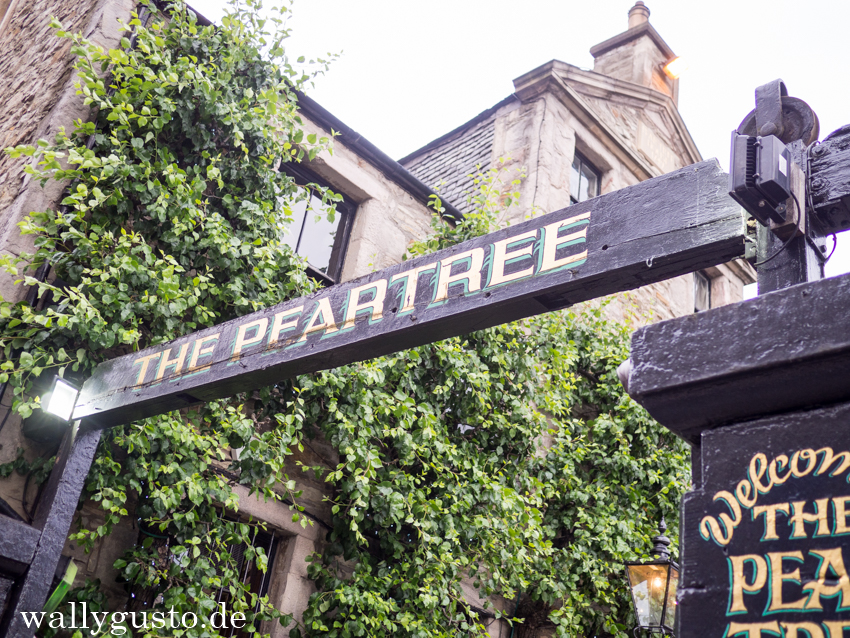 The Pear Tree | Edinburgh