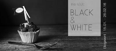 """{Blogevent """"Black & White""""} Ravioli mit Walnuss-Ricotta-Füllung"""