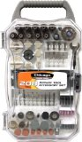 Chicago Power Tools 63557 208-Piece Rotary Tool Accessory Set