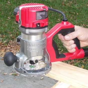 Craftsman Router Kit