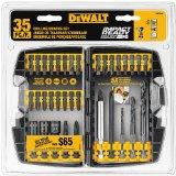 DEWALT DW2180 35-Piece Impact Ready Drilling/Fastening Set