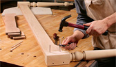 Drawbore Your Mortise-and-Tenon Joinery
