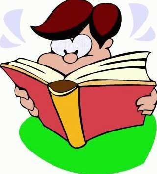 desenho de menino lendo atentamente um livro blog desafiando limites