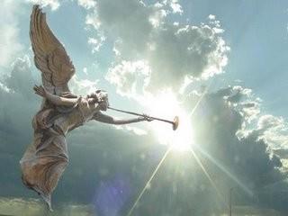 anjo trombeta