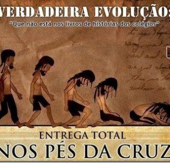 evolução da cruz
