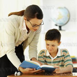 professor experiente ensinando