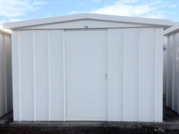 Gable Roof Shed - Wally Watt