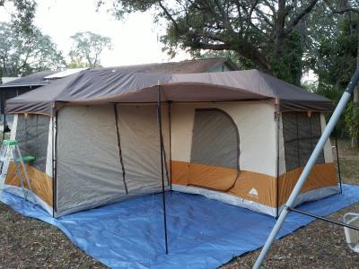 Coleman 14x9 Instant Tent Best 2017 & Coleman 14x8 Instant Tent Rainfly - Best Tent 2018