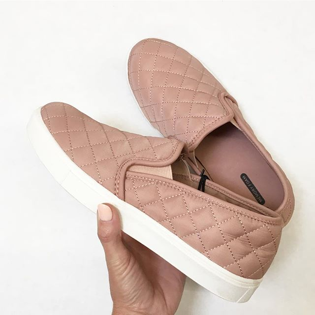 Time and Tru Flat Quilted Shoe