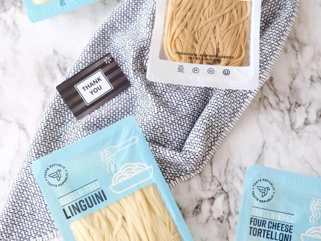 Instagram Giveaway – Taste Republic Gluten-Free Pasta at Walmart