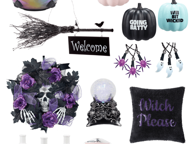 Fun Halloween Decor Finds at Walmart