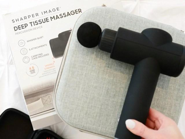 Sharper Image Deep Tissue Massager