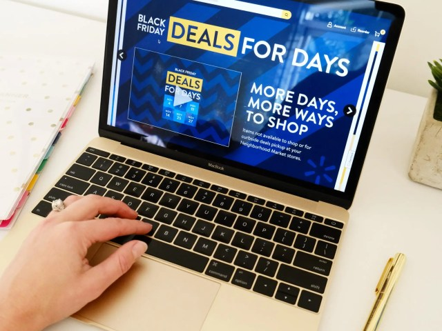 Black Friday Deals For Days Events at Walmart