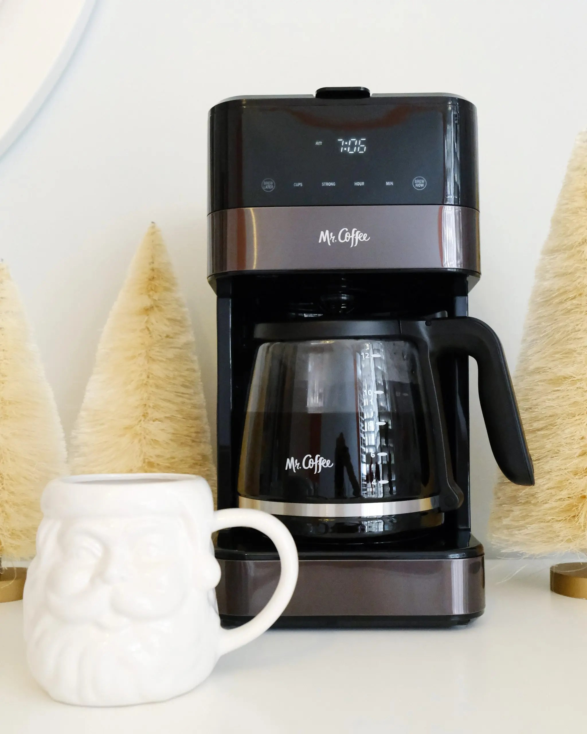 Mr. Coffee Touch Coffeemaker