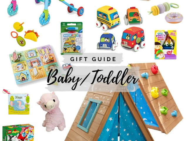 Gift Guide – Baby/Toddlers