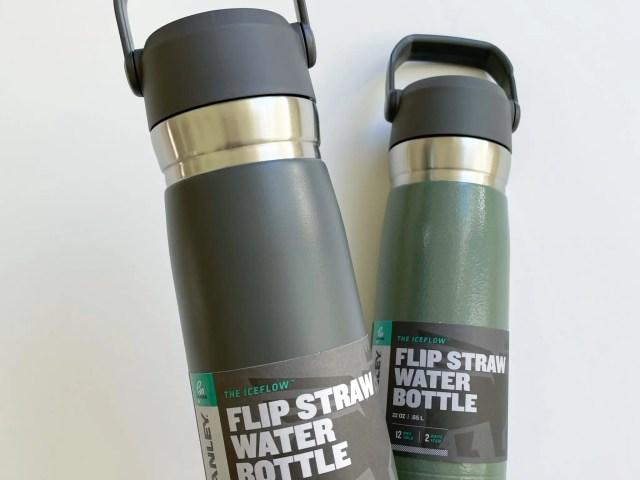 Stanley Flip Straw Water Bottle