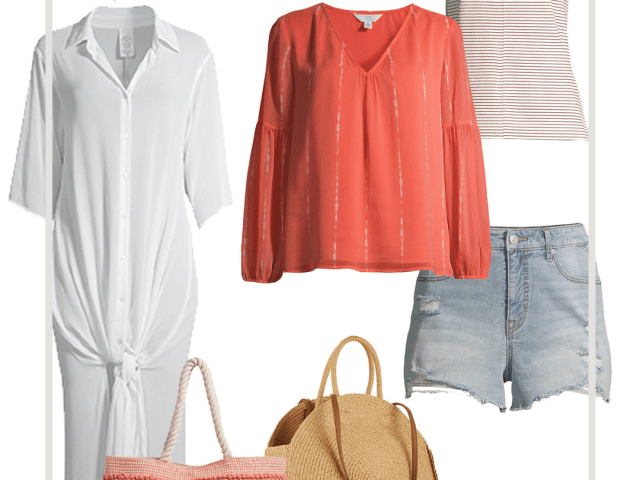 Affordable Vacation Must-Haves
