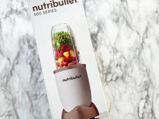 NutriBullet 500 Blender