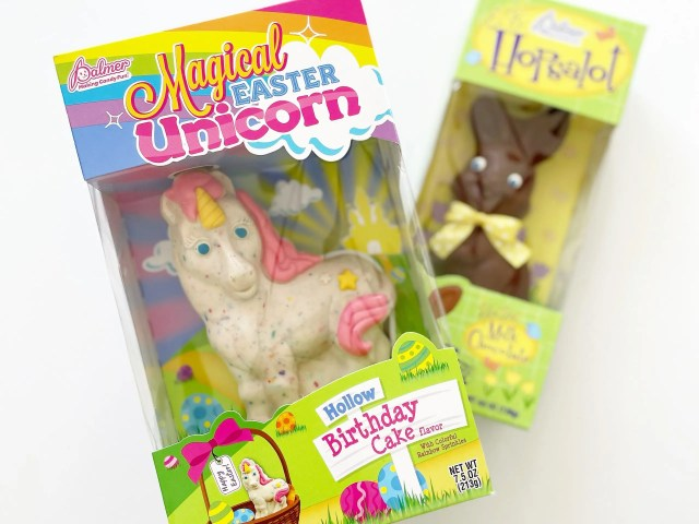 R.M. Palmer Chocolate Easter Hollows at Walmart