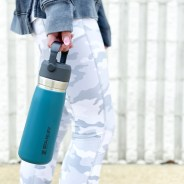 Stanley IceFlow™ Flip Straw Insulated Stainless Steel Water Bottle