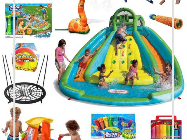 Kids Outdoor Toys for Summer