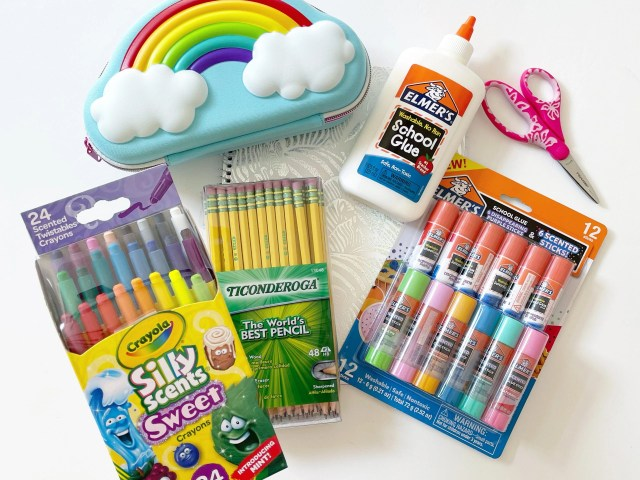 Back to School Supplies 2021